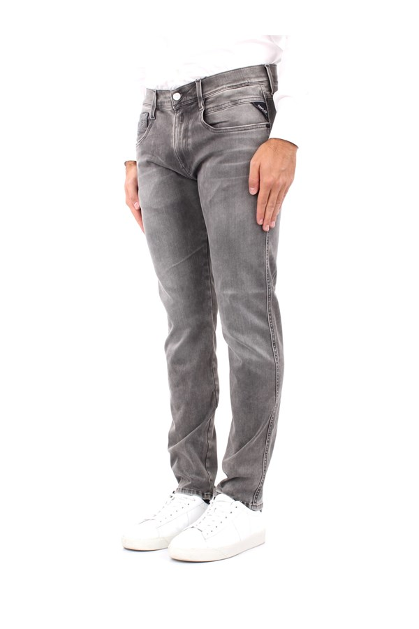Replay Jeans Slim Man M914 000 661 07B 009 1