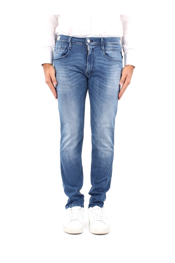 Replay Jeans Slim Man M914 000 661 808 010 0