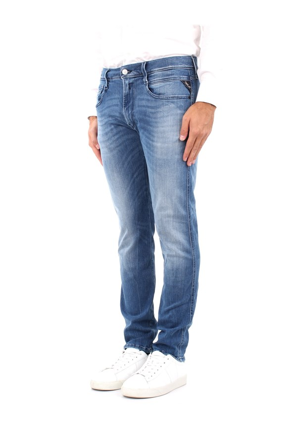 Replay Jeans Slim Man M914 000 661 808 010 1