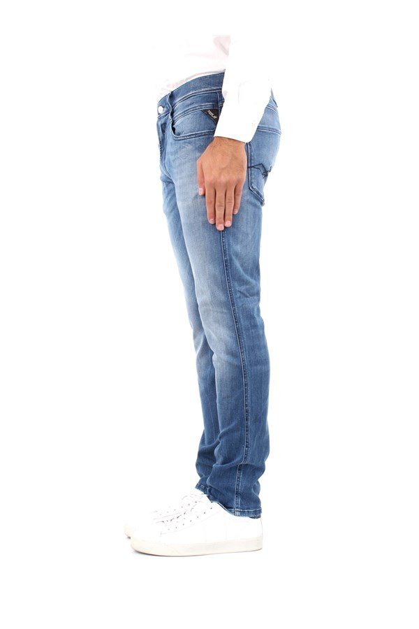 Replay Jeans Slim Man M914 000 661 808 010 2