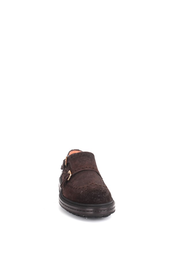 Santoni Low shoes Loafers Man MGMI16232JK2ESEJT55 2