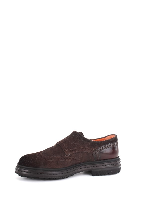 Santoni Low shoes Loafers Man MGMI16232JK2ESEJT55 4