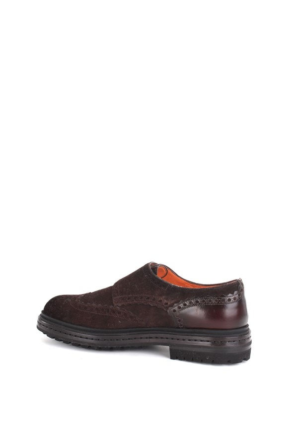 Santoni Low shoes Loafers Man MGMI16232JK2ESEJT55 5