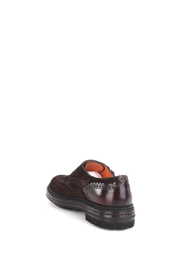 Santoni Low shoes Loafers Man MGMI16232JK2ESEJT55 6
