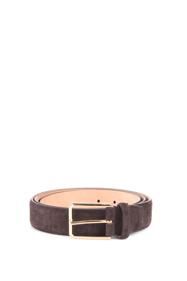 Santoni Belts Brown