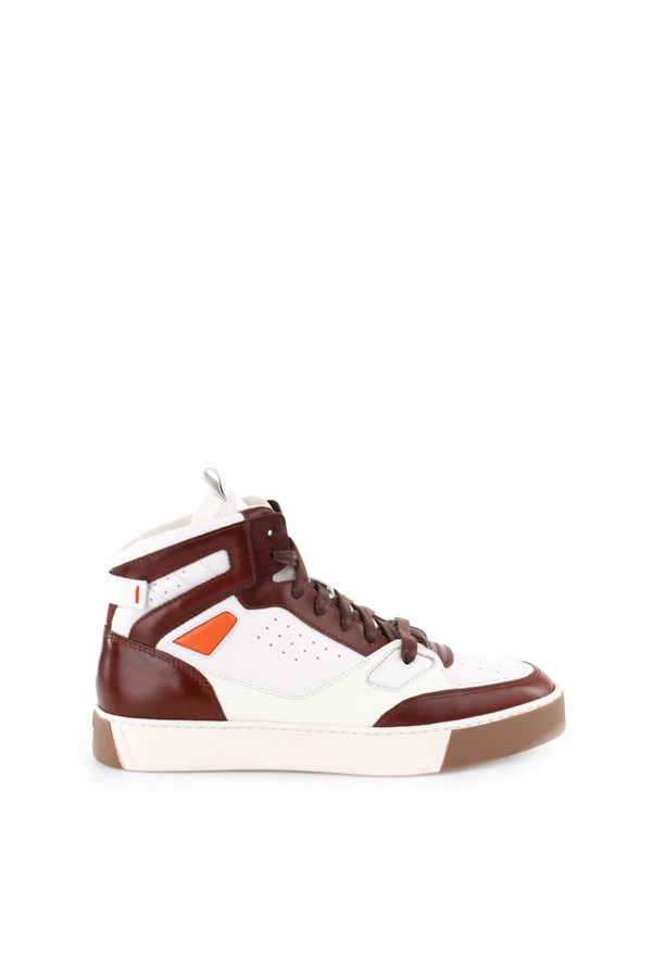 Santoni Sneakers MBAL21385MIPGLAHM50 Brown