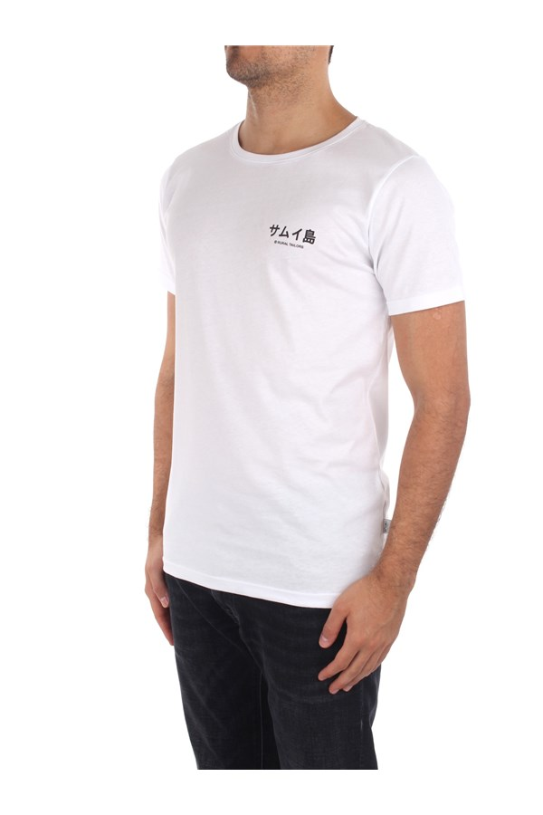 Ko Samui Short sleeve White