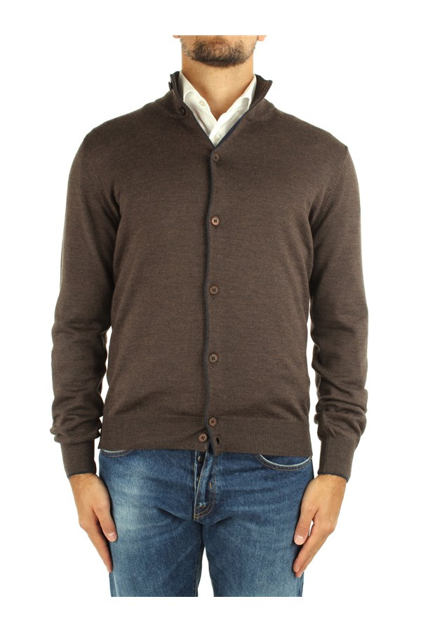 Barba Knitwear Sweaters Man 14266 55560 0