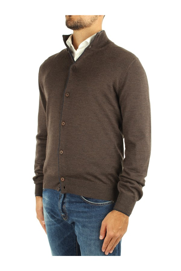 Barba Knitwear Sweaters Man 14266 55560 1