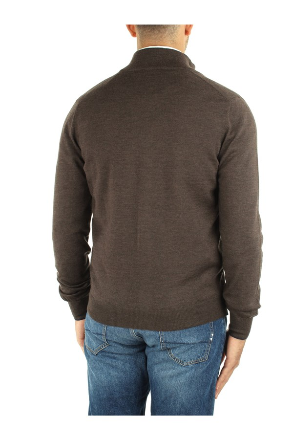 Barba Knitwear Sweaters Man 14266 55560 5
