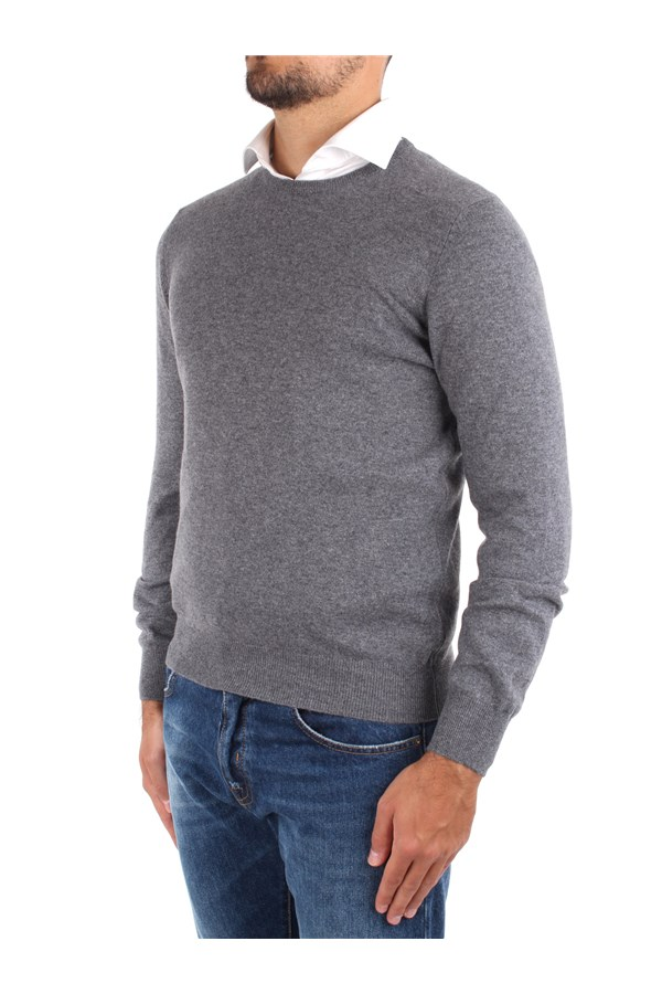 Barba Sweaters Grey