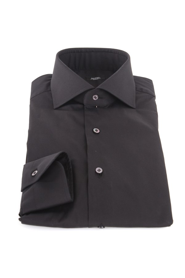 Barba Shirts Black