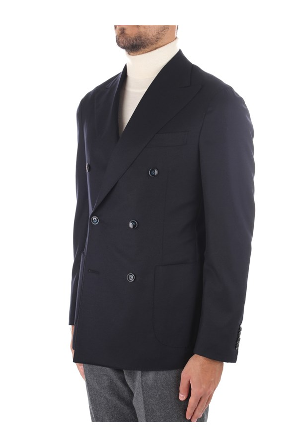 Barba Blazer Blue