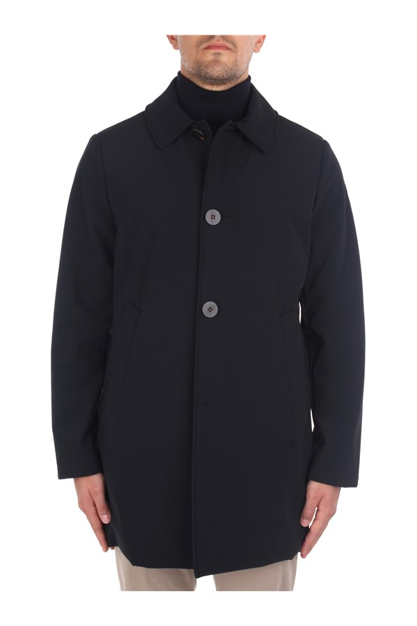 Rrd raincoats W20045 Black