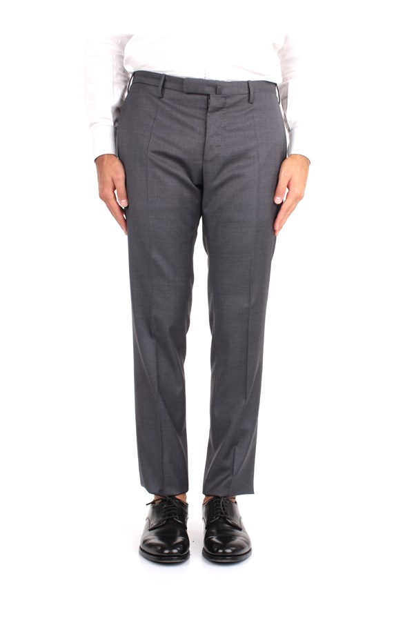 Incotex Trousers Grey