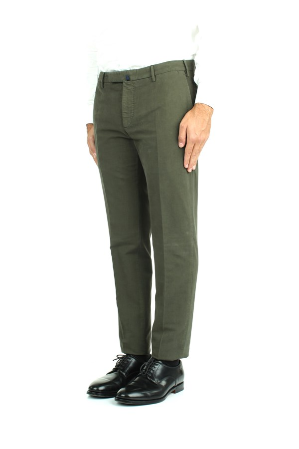 Incotex Trousers Chino Man 1W0030 4539Y 2