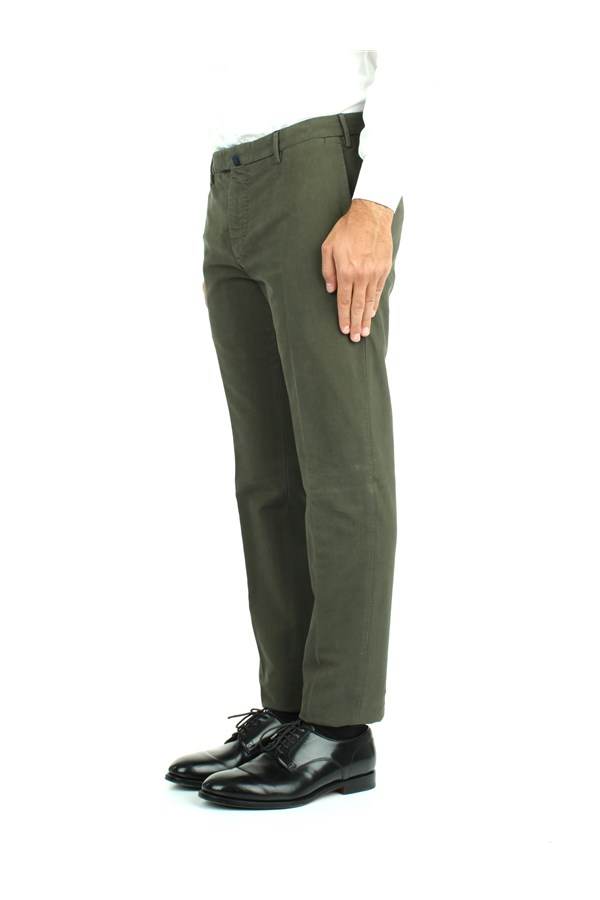 Incotex Trousers Chino Man 1W0030 4539Y 3