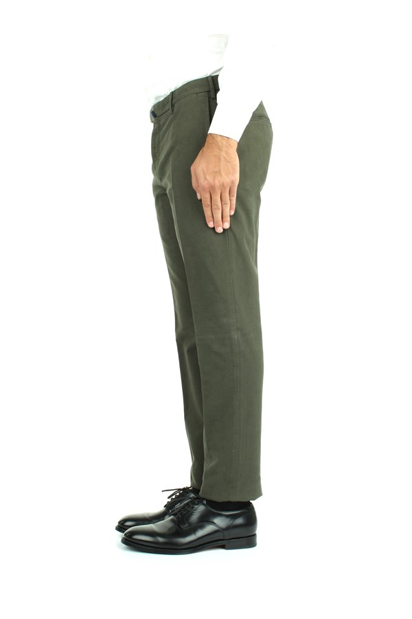 Incotex Trousers Chino Man 1W0030 4539Y 4