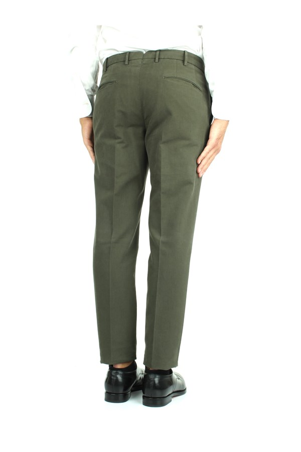 Incotex Trousers Chino Man 1W0030 4539Y 5