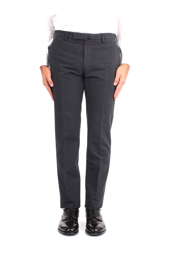 Incotex Trousers Blue