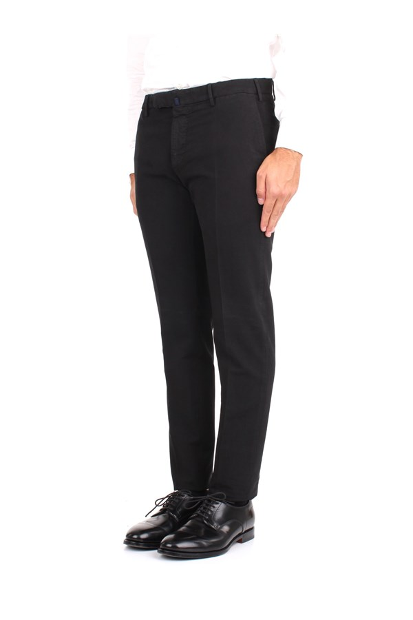 Incotex Trousers Black