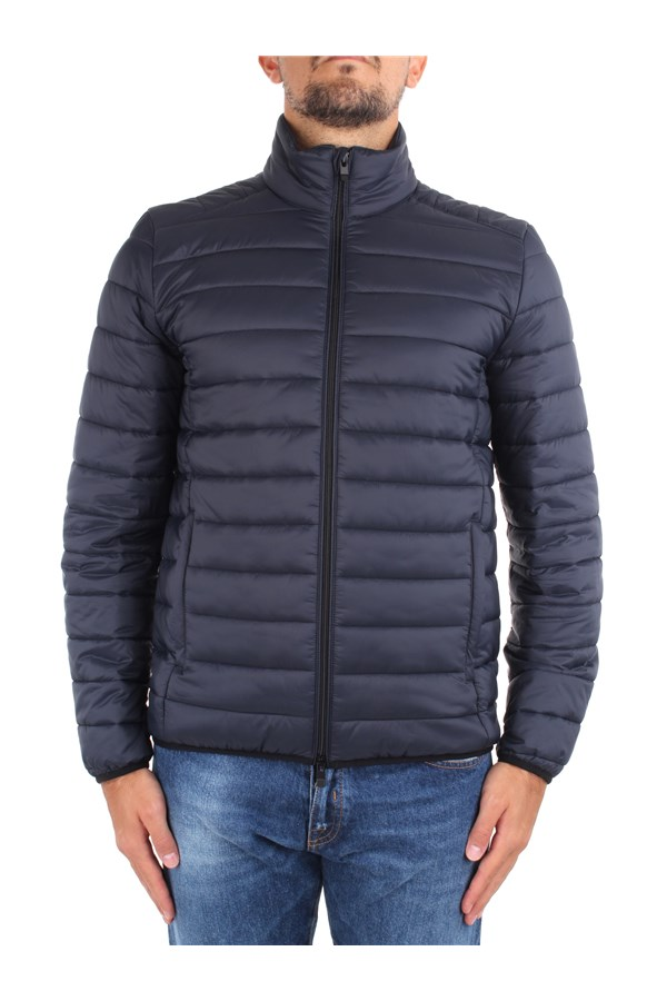 Montedoro Jackets And Jackets Blue