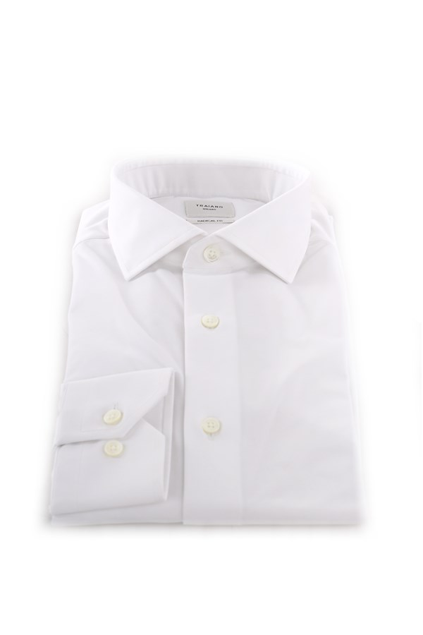 Traiano Shirts classic Man MTC04R TS00 TC18 0