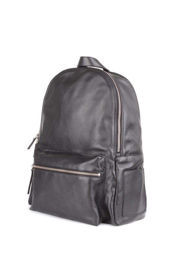 Orciani Backpacks Black