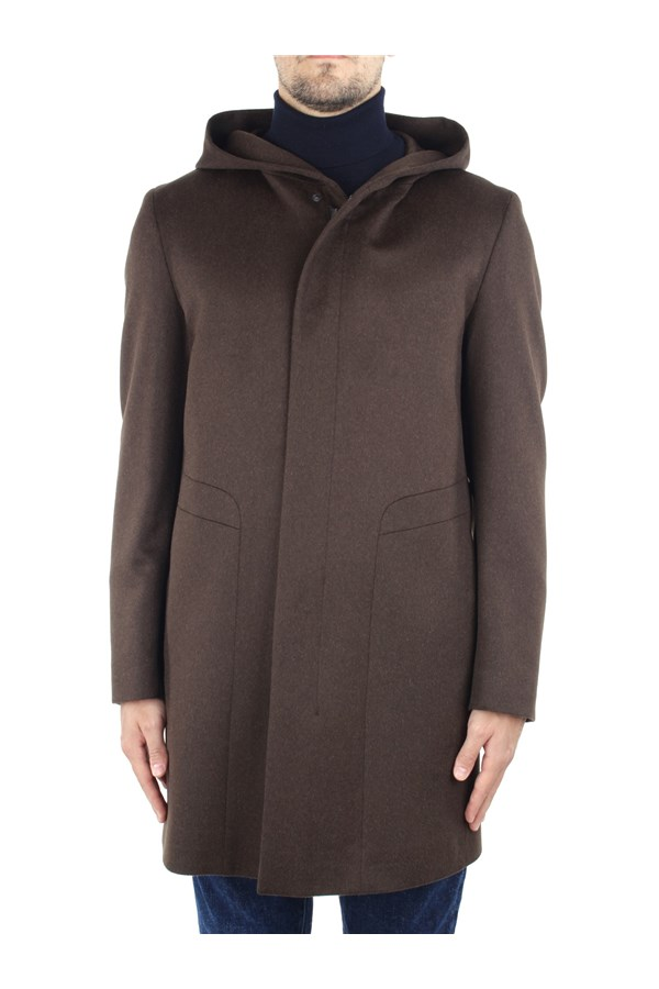Tagliatore Outerwear CLIFT19UIG031 Brown