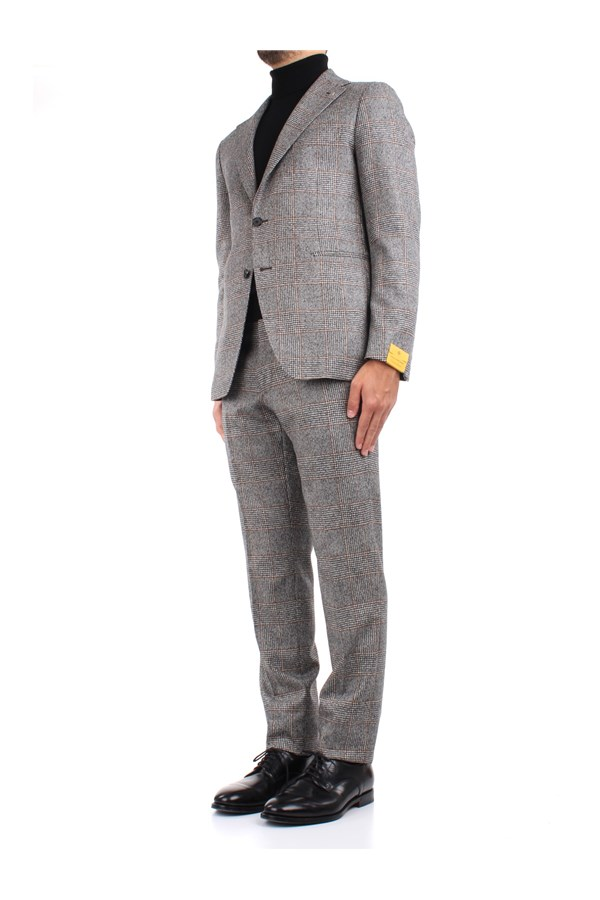 Tagliatore Clothes Grey