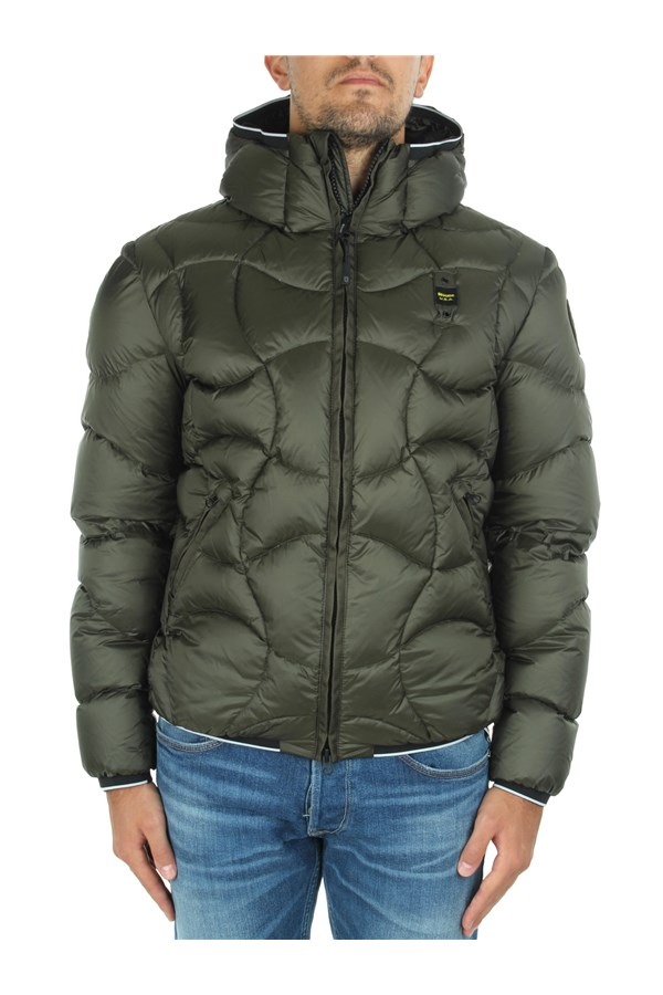 Blauer Jackets And Jackets Green