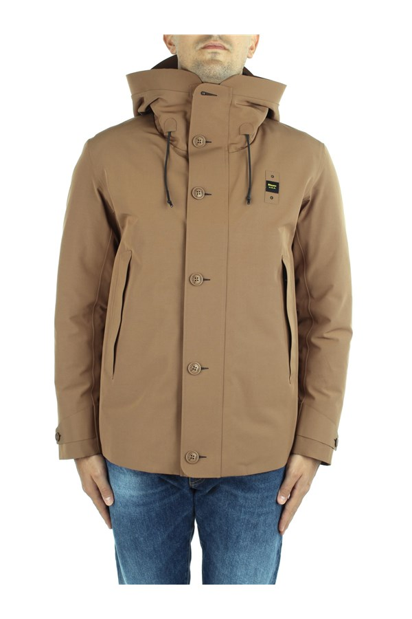 Blauer Jackets And Jackets Beige