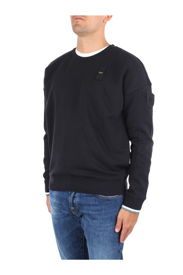 Blauer Sweatshirts Black