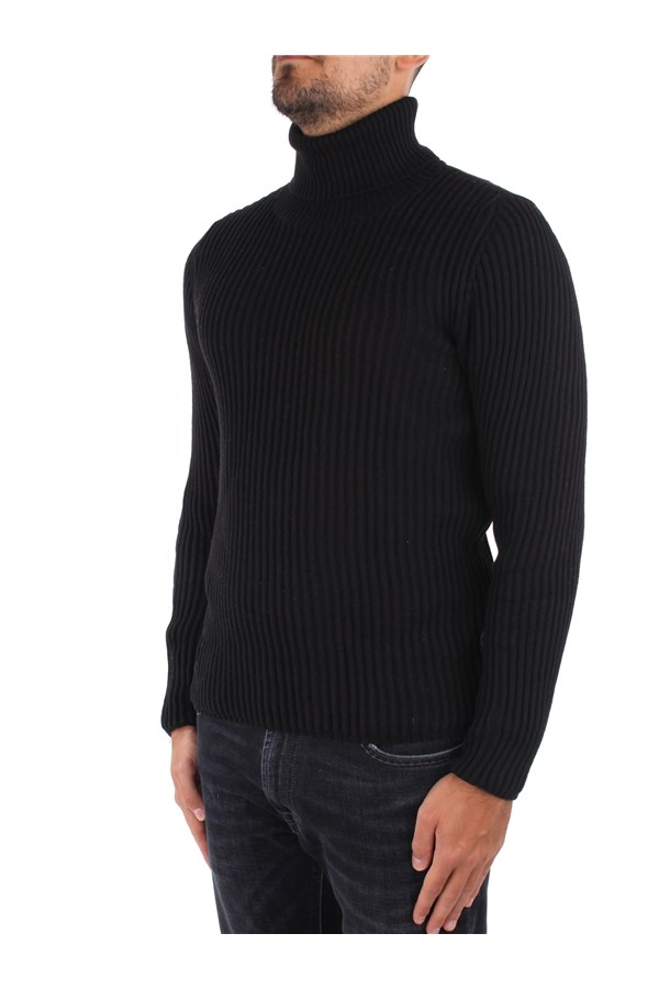 Blauer Sweaters Black
