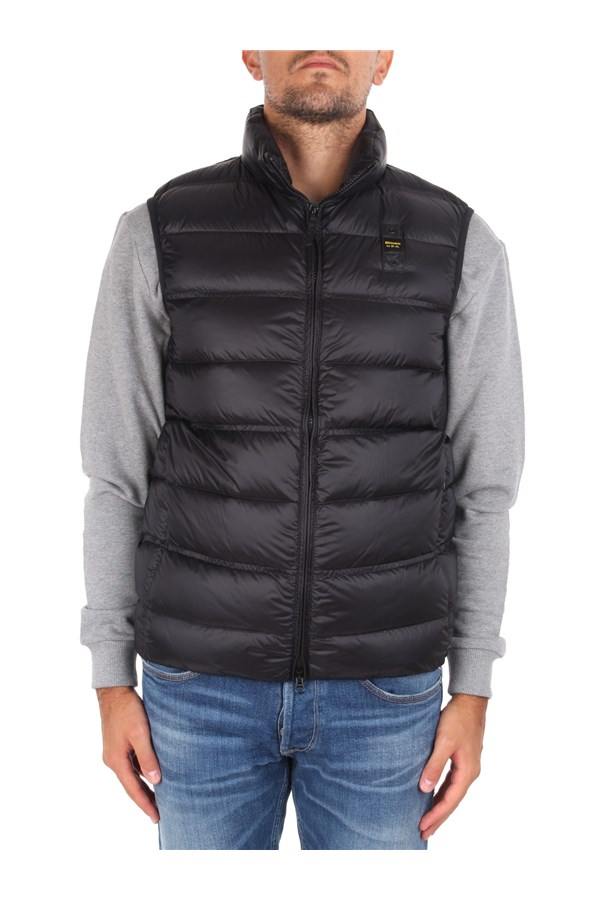 Blauer Jackets And Jackets Black
