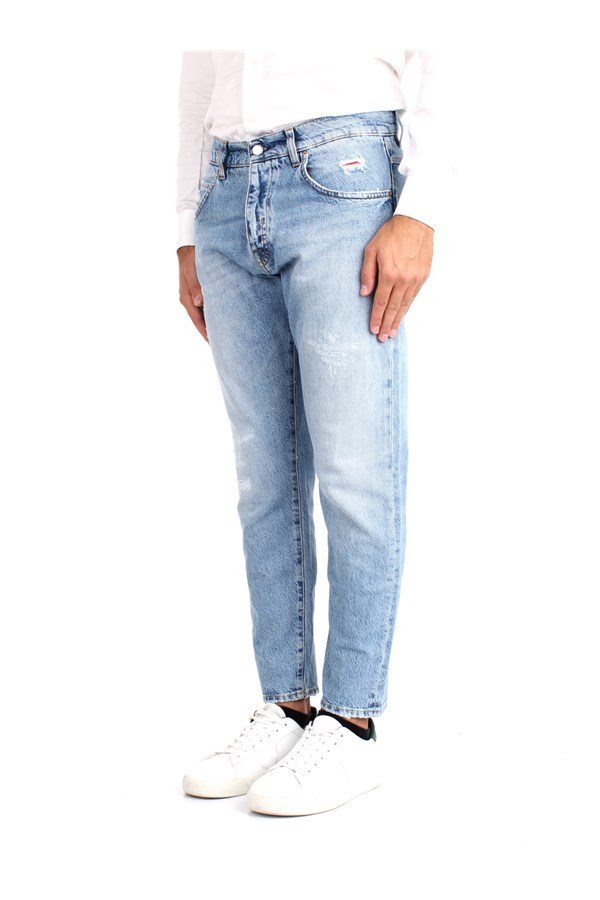 Two Men Jeans Blue