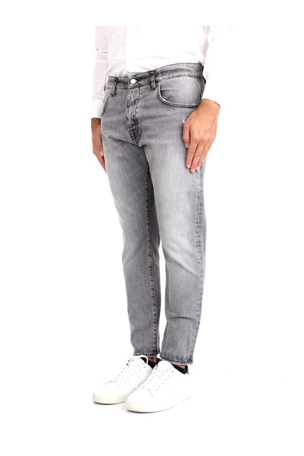 Two Men Slim Grey
