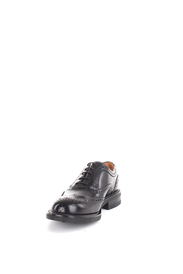 John Spencer Laced lace-up shoes Man 9463 5610 3
