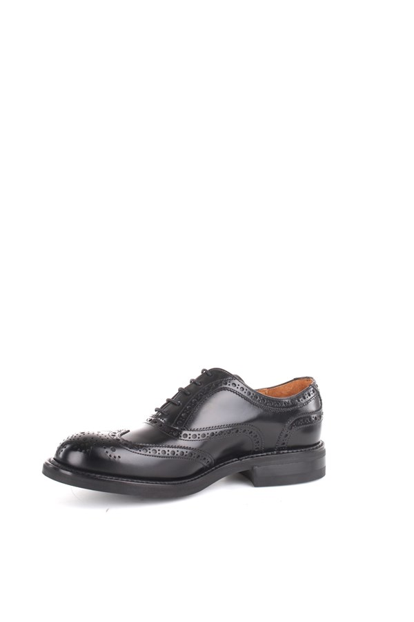 John Spencer Laced lace-up shoes Man 9463 5610 4
