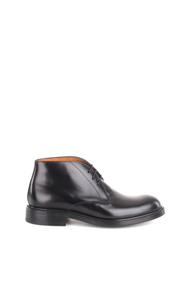 John Spencer Ankle 7961 5610 Black