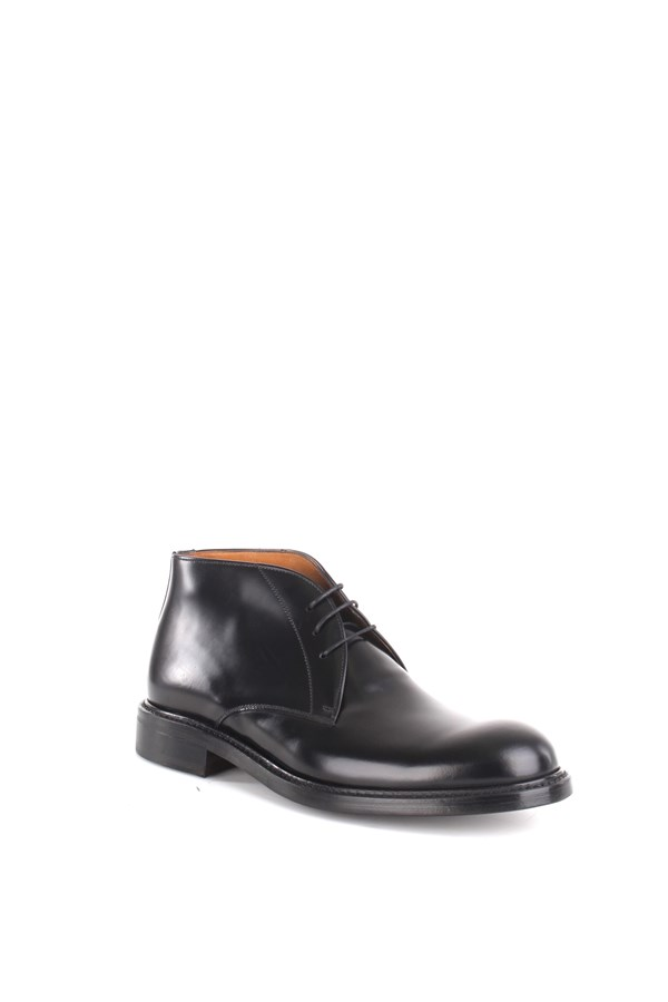John Spencer Derby Black
