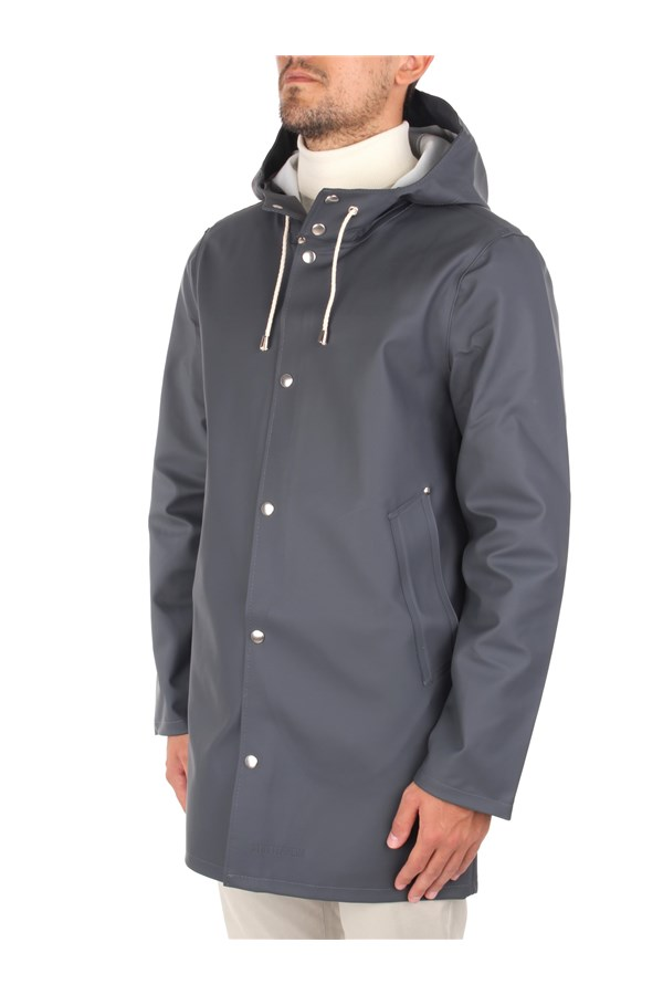 Stutterheim raincoats Grey