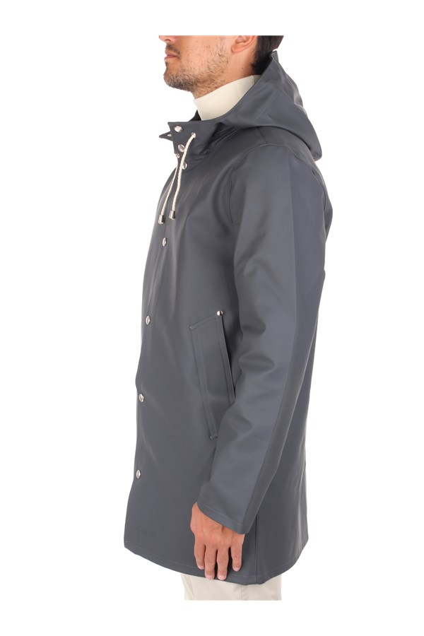 Stutterheim Outerwear raincoats Man 820002 2