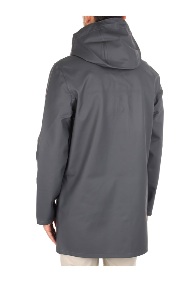 Stutterheim Outerwear raincoats Man 820002 4