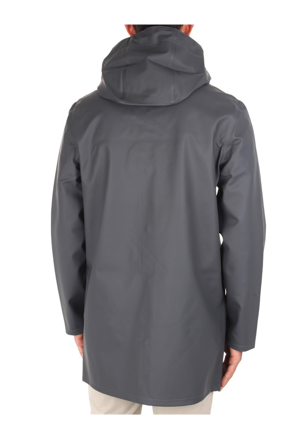 Stutterheim Outerwear raincoats Man 820002 5
