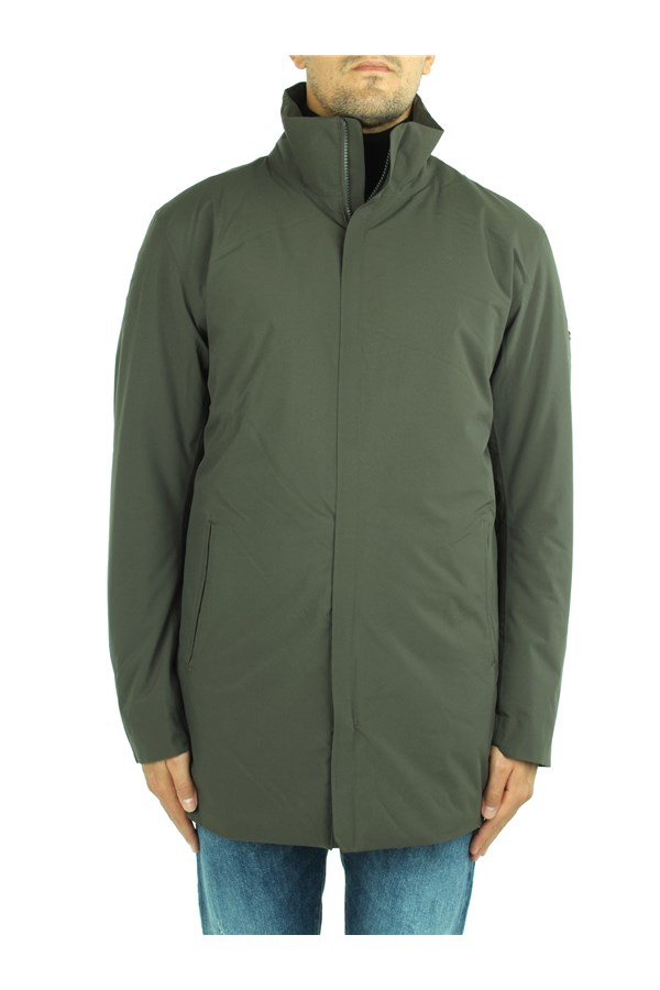 Scandinavian Edition Jackets And Jackets Green