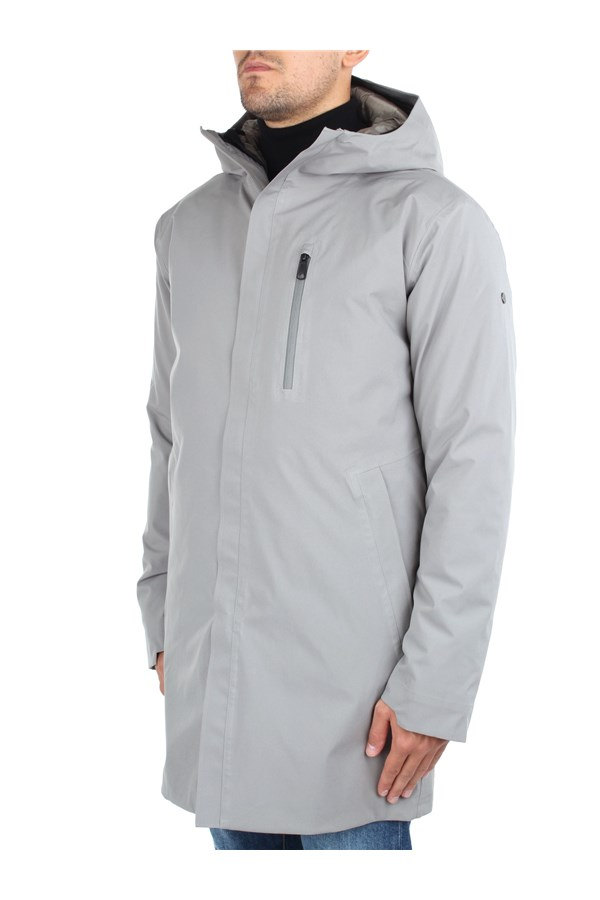 Scandinavian Edition Jackets And Jackets Grey