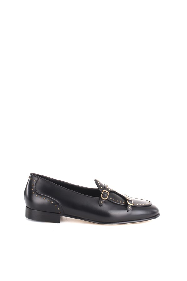 Edhen Milano Loafers ALB 099 Black