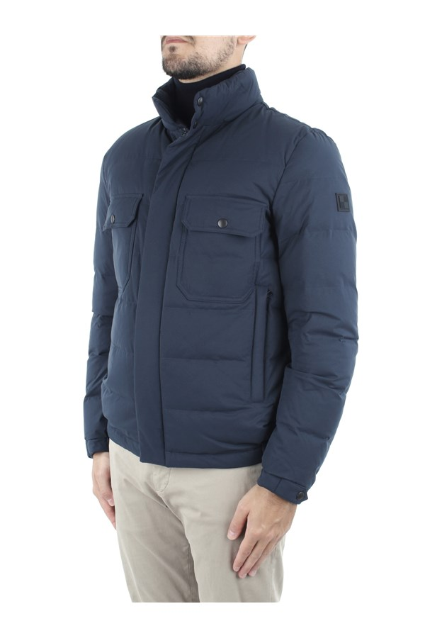 Woolrich Jackets Blue