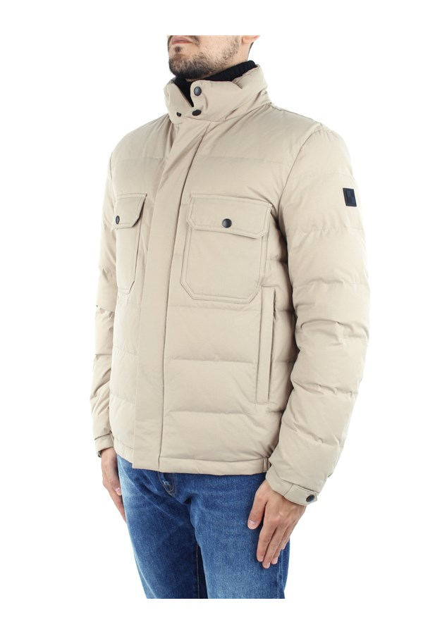 Woolrich Jackets And Jackets Beige
